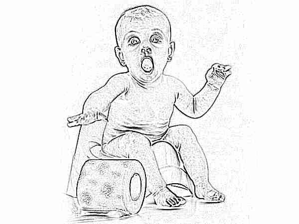 Как делать клизму младенцу