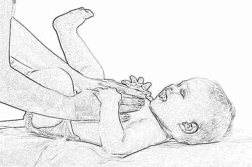 Запор 2 месяца ребенку