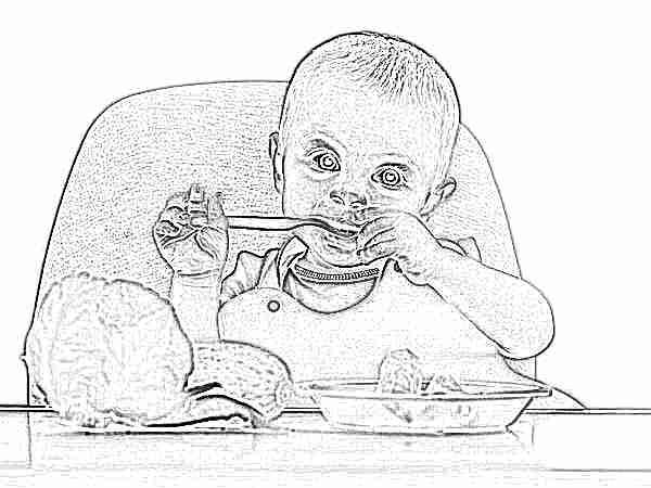 Как правильно вводить прикорм цветная капуста
