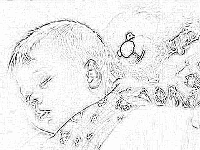 К чему снится ребенок стал куклой