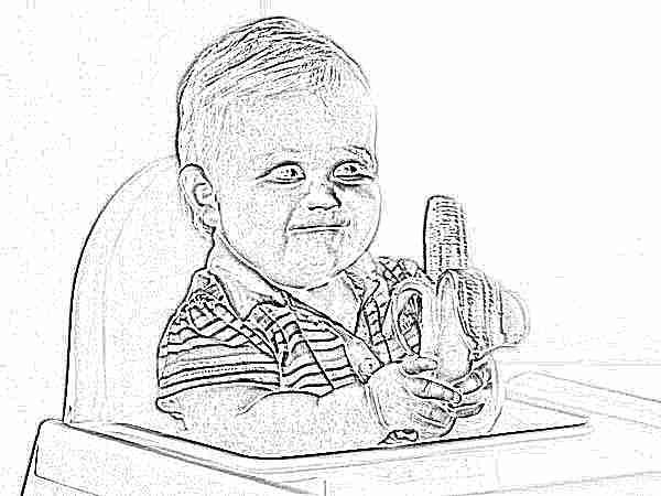 Можно ли бананы грудным детям