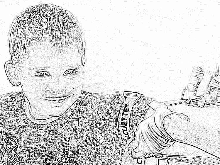 Где сдать кровь из вены ребенку