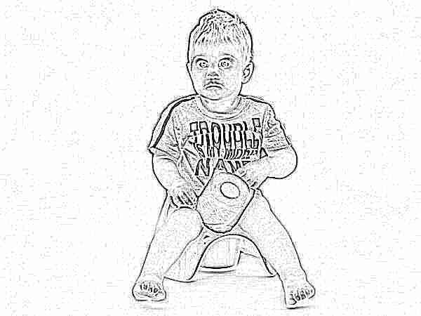 Бывает ли геморрой у детей или 4 причины заболевания