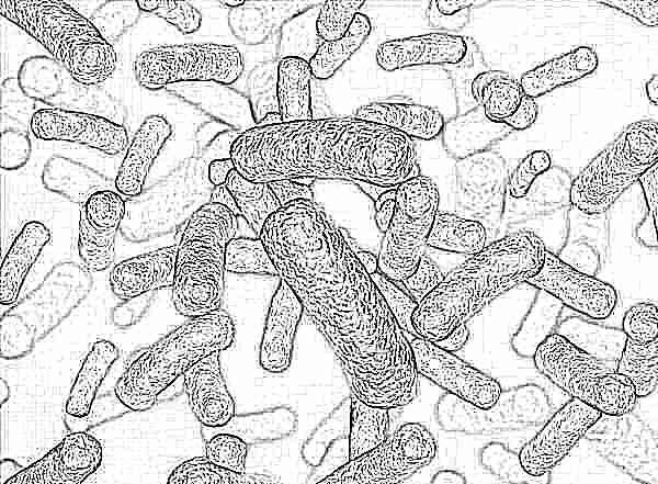 Ребенка в моче бактерии