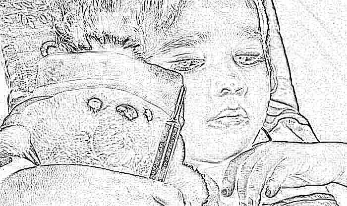 Температура рвота у ребенка