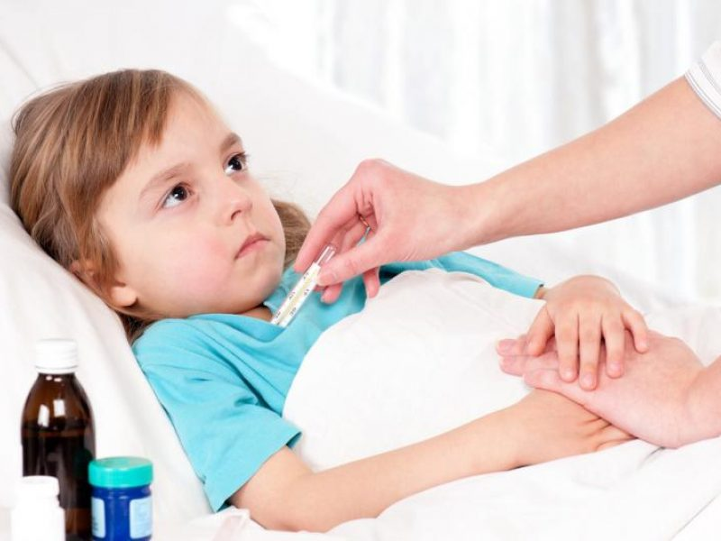 боли в горле у ребенка комаровский