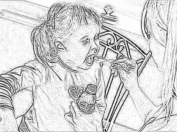 Ребенок 3 года лекарства от температуры