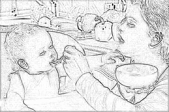 Как разнообразить меню ребенка в 8 месяцев