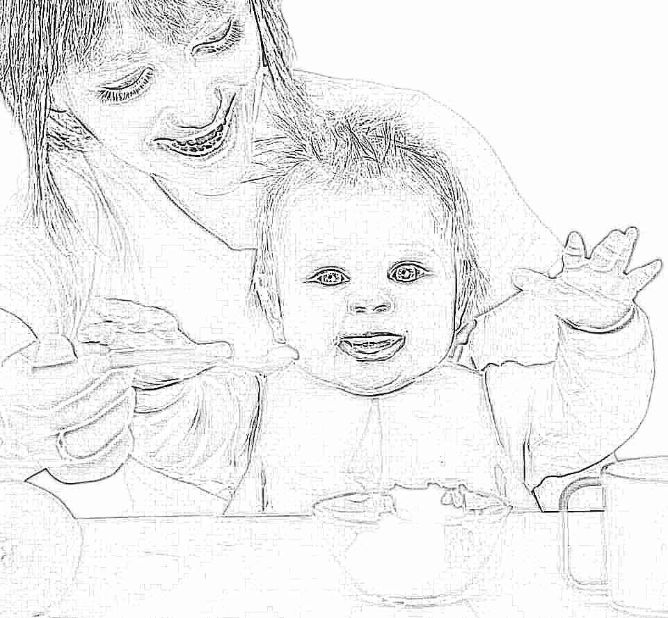 Чем кормить ребенка в 7 месяцев примерное меню