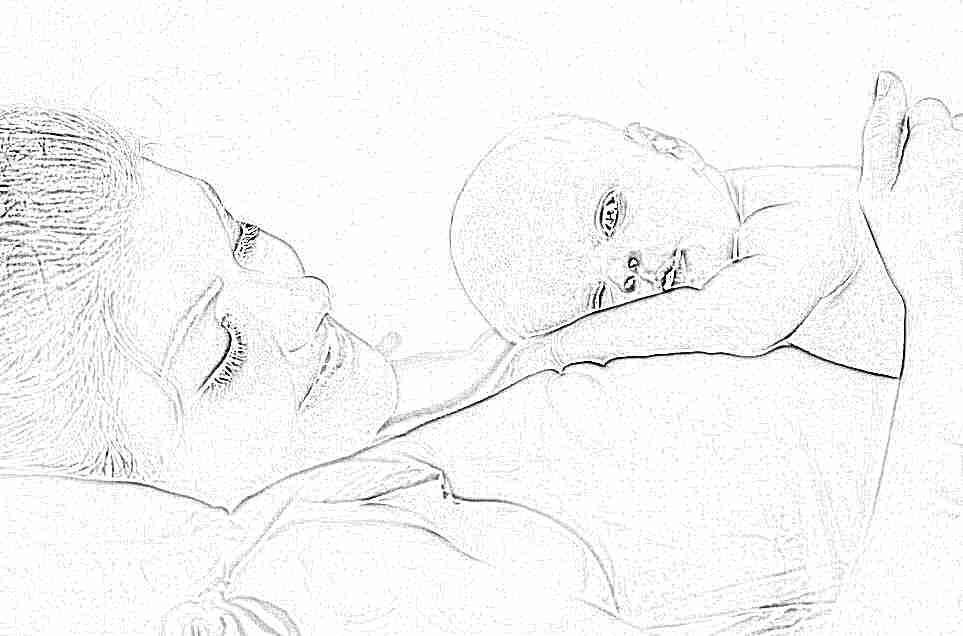 Что должен уметь ребенок в 1 месяц обзор советы родителям
