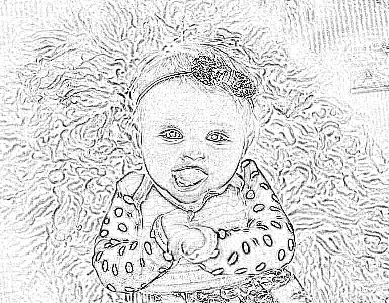 фото ребёнка в 4 месяца