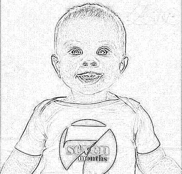 Семимесячный ребенок развитие