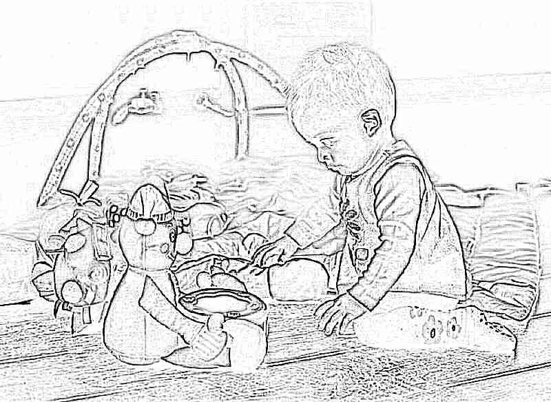 Звуки ребенка в 3 месяца скачать