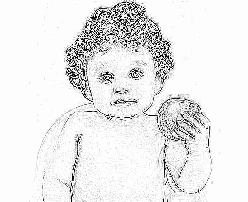 прикорм и аллергия на щеках