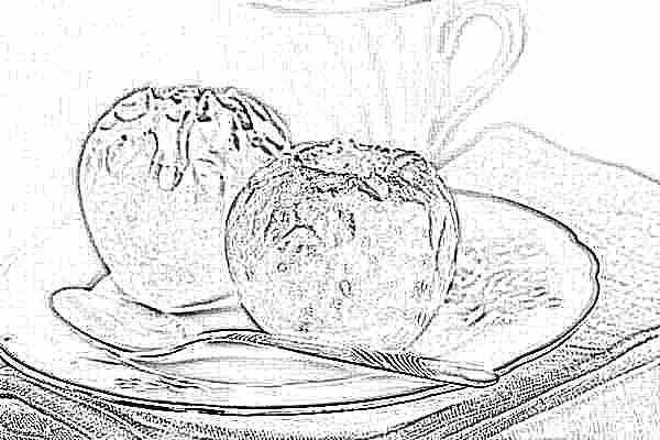 Как сделать печёные яблоки