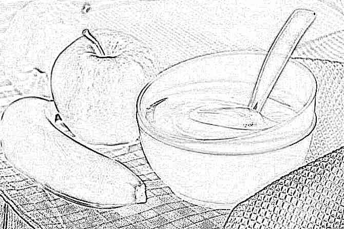 Как готовить яблочное пюре в домашних условиях