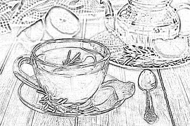 корень имбиря для похудения чай