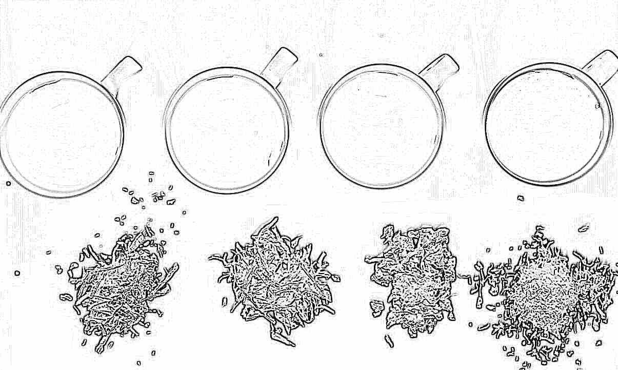 полезен ли черный чай для похудения