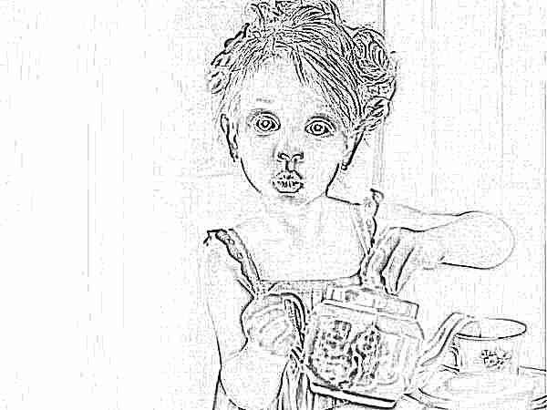 Чай ребенку когда можно