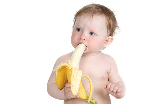Когда можно дать банан грудничку
