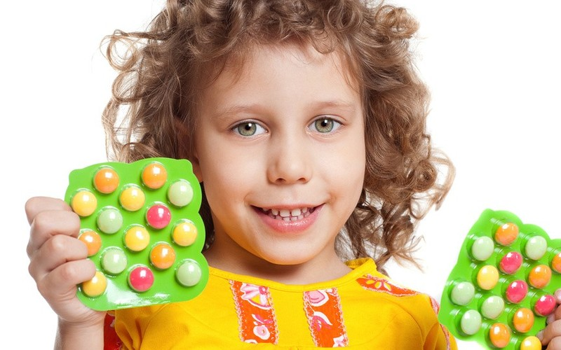 Какие витамины принимать детям для укрепления иммунитета