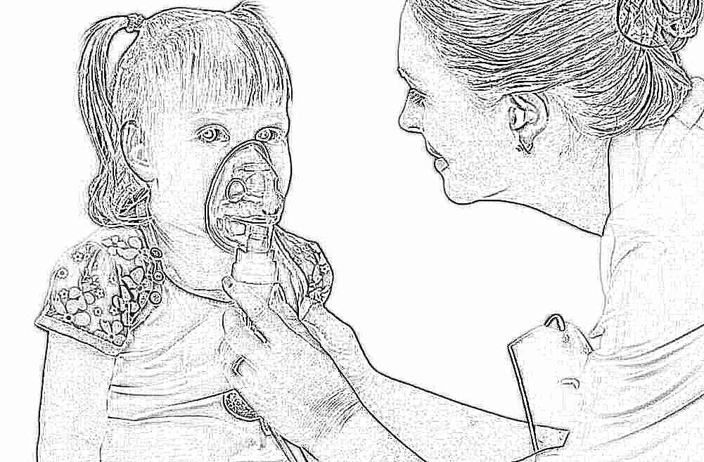 Ребенку ингаляция с мирамистином