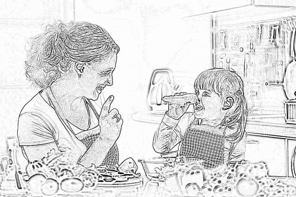 Детские витамины для энергии и гармоничного развития ребенка