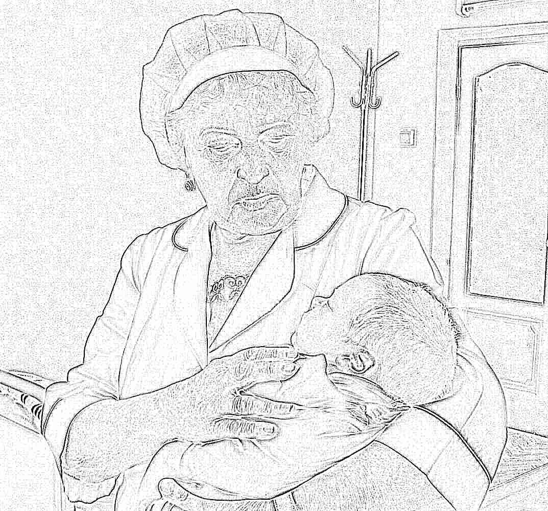 новорожденный в роддоме фото