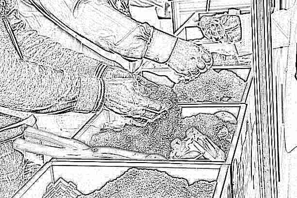Кинетический песок своими руками цветной