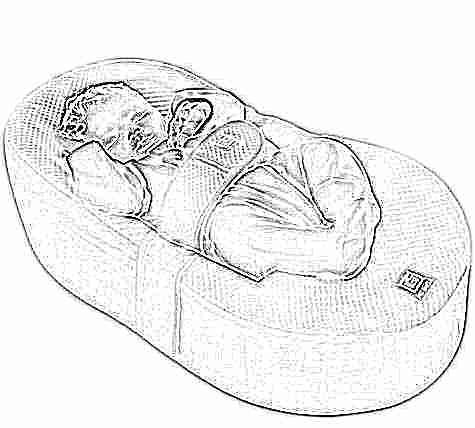 Как сшить одеяло-трансформер для новорожденного 52