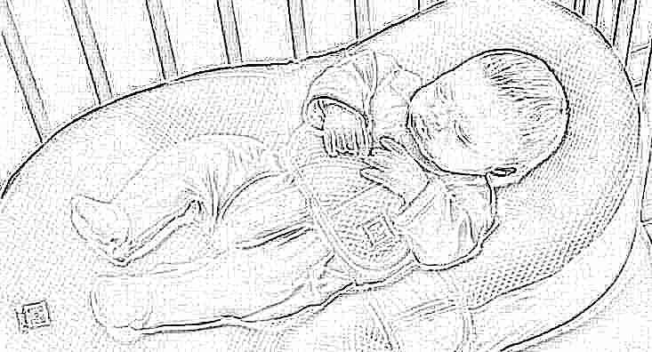 Как сшить одеяло-трансформер для новорожденного 40