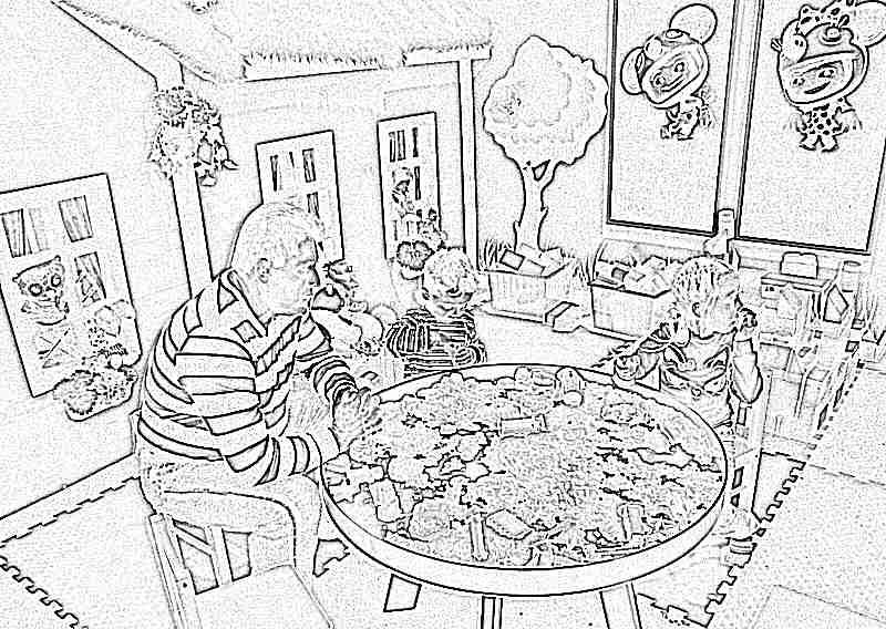 Найди клад игра для детей найти клад детская игра, сценарий 11
