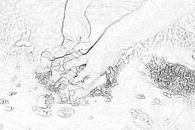 Кинетический песок почему так называется