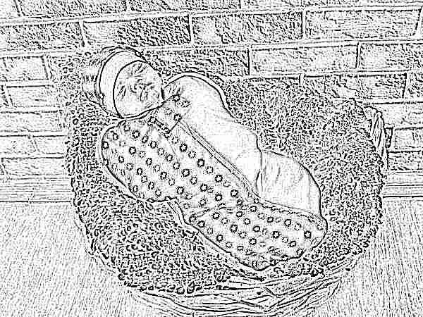 Конверт спальный для новорожденных своими руками