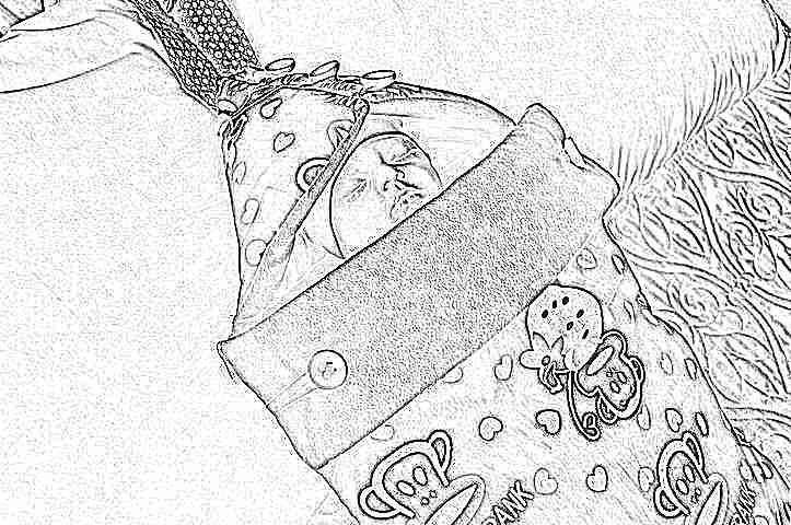 Как сшить кокон для новорожденного своими руками 683