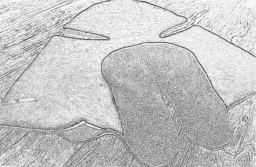 Как сшить как одеяло для новорожденного выкройки 160