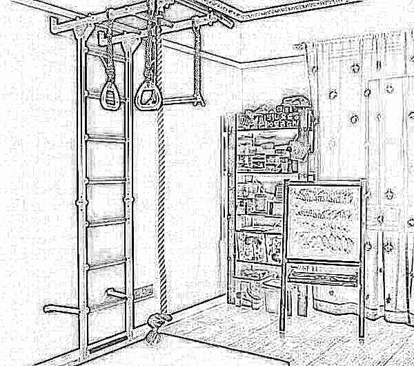 Шведская стенка для детей в квартиру: деревянные и металлические домашние споркомплексы, с креплением к стене и потолку (37 фото