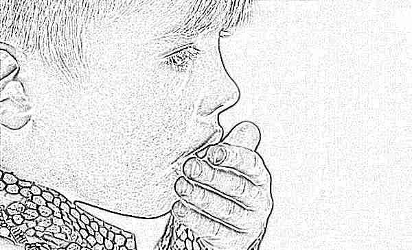 Антибиотик для детей при сильном кашле и насморке