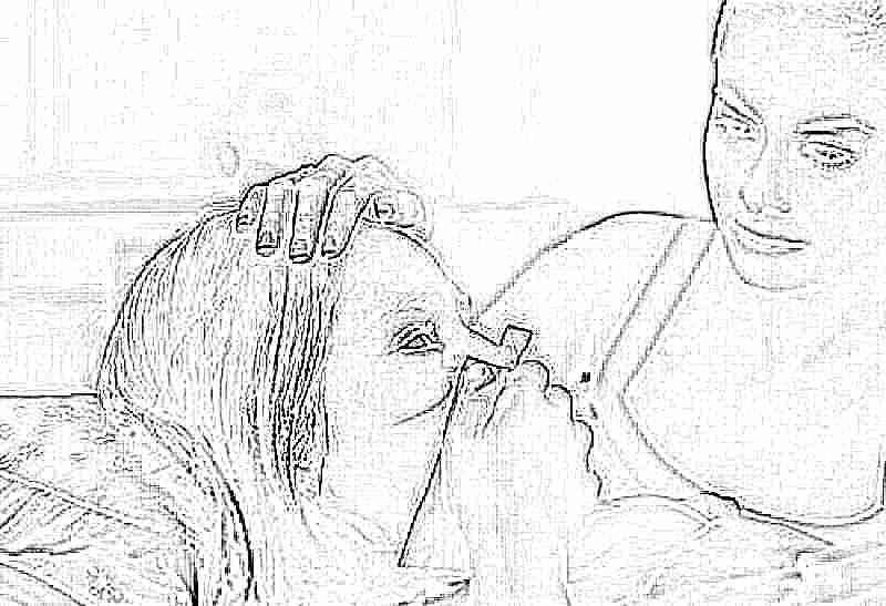 аллергия насморк что делать