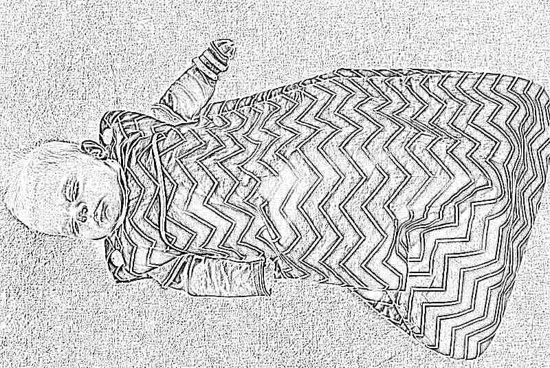Спальный зимний мешок для новорожденных своими руками фото 389