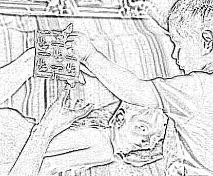 Горчичники детям: Горчичники при кашле ребенку 21