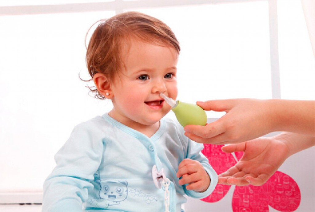 Лечения насморка у ребенка домашних условиях