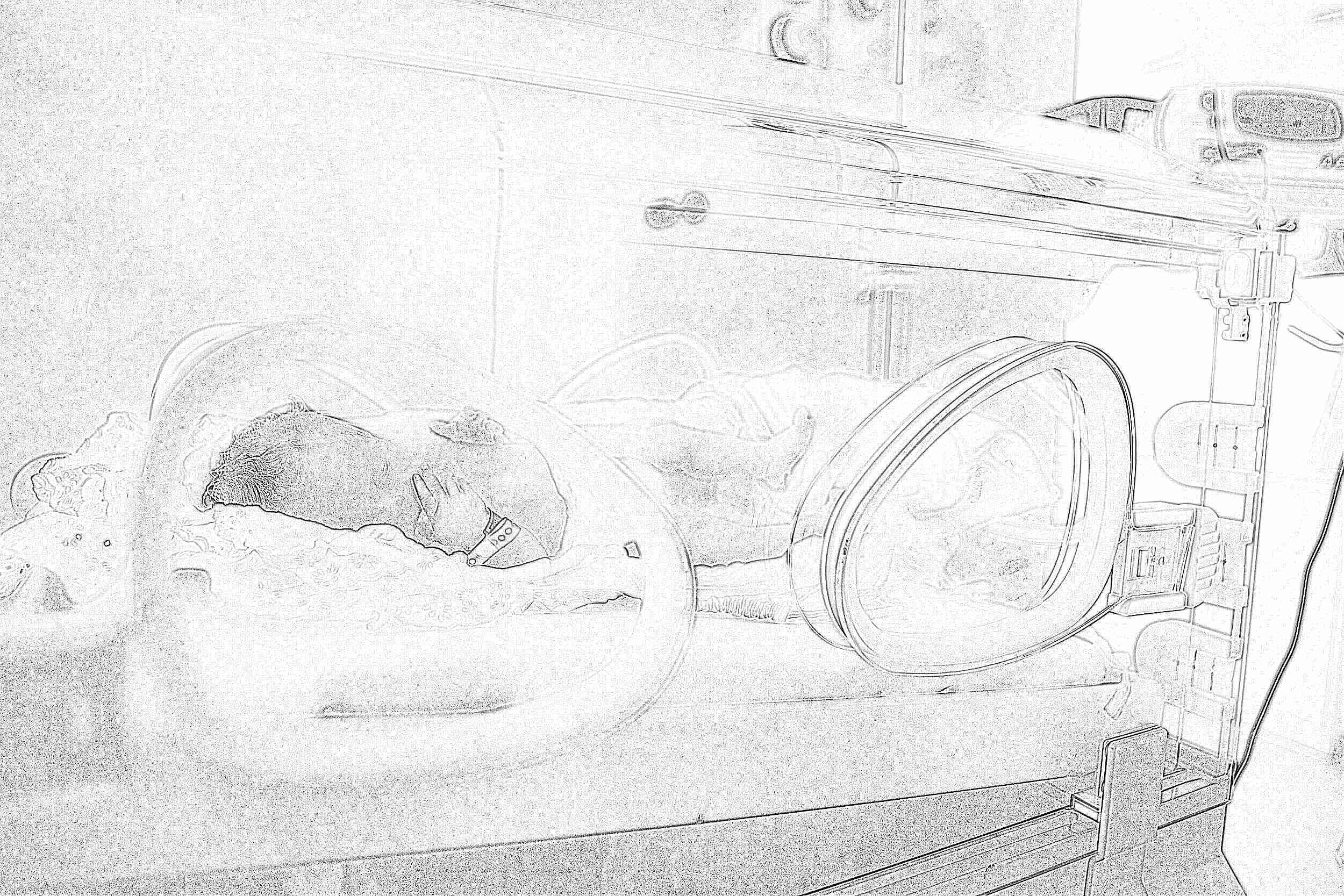 Когда сажать недоношенного ребенка 506