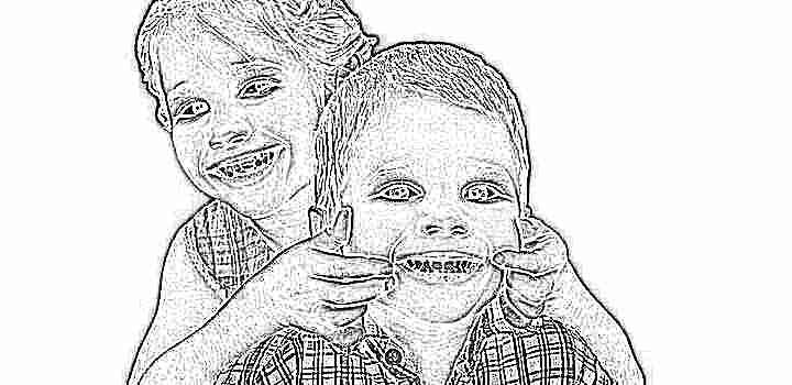 Что такое герметизация или запечатывание фиссур молочных зубов у детей все за и против процедуры