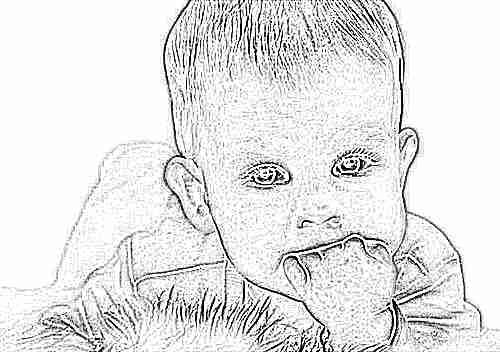 Как лечить кисту на десне у ребнка