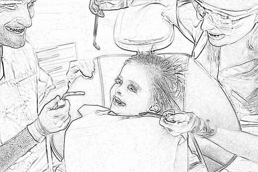 Не лечится кариес молочных зубов