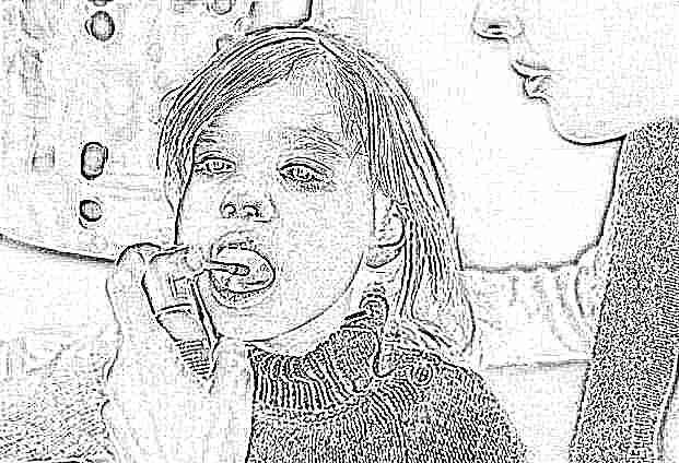 Как лечить горло ребенку 8 лет в домашних условиях