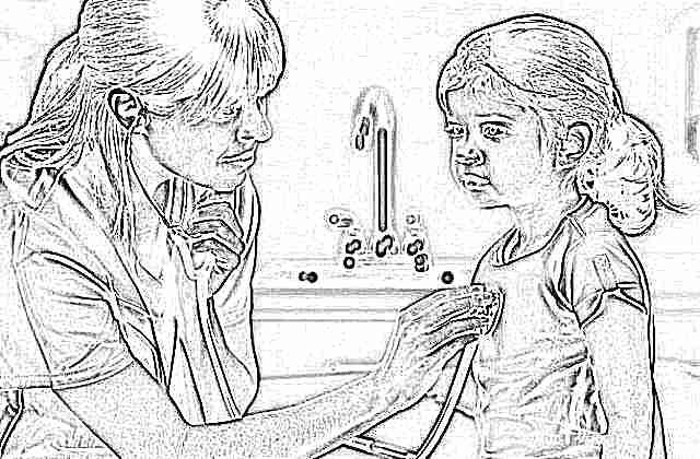Признаки сердечной недостаточности у детей 10 лет