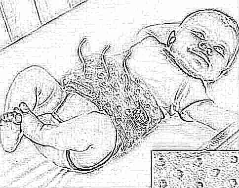 Грелка для новорожденного от коликов своими руками 98
