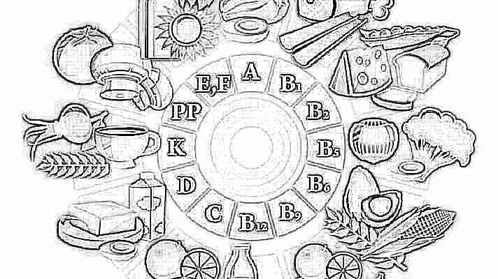 картинки для детей витамины